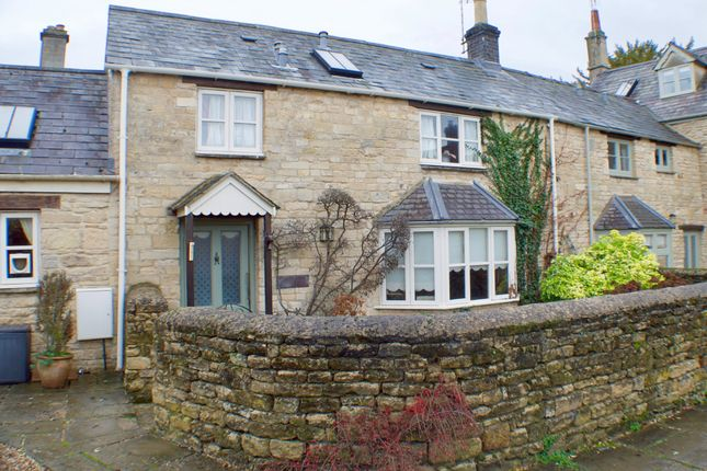 Thumbnail Terraced house to rent in High Street, Milton-Under-Wychwood, Chipping Norton