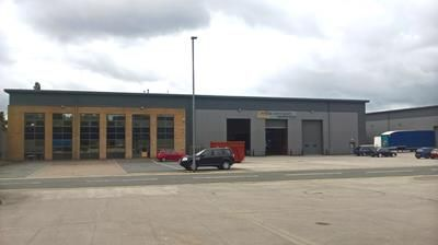 Light industrial to let in Unit 5 Cyan Park, Phoenix Way, Coventry, West Midlands