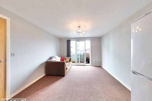 Living Area of Lower Hall Street, St. Helens WA10
