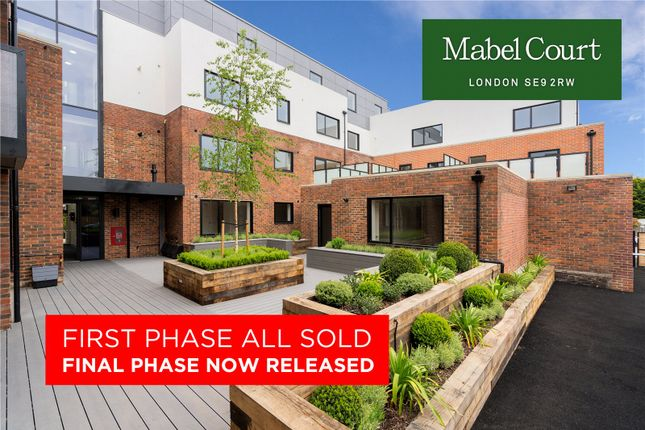 Thumbnail Flat for sale in Mabel Court, London