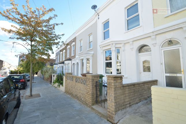 Thumbnail Terraced house to rent in Dunlace Road, Lower Clapton, Hackney, London