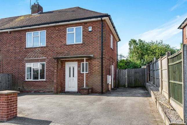 3 bed semi-detached house for sale in Lyndale Drive, Codnor, Ripley