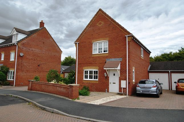 Thumbnail Detached house for sale in Dulwich Grange, Bratton, Telford, Shropshire