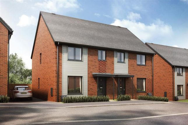"""3 bed semi-detached house for sale in """"The Byford - Plot 52"""" at Brunel Way, Whiteley, Fareham PO15"""
