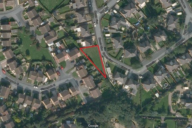 Land for sale in Church View, Cudworth, Barnsley