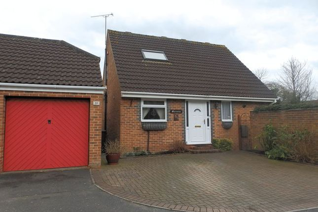 Thumbnail Detached house for sale in Swindon Road, Stratton St. Margaret, Swindon