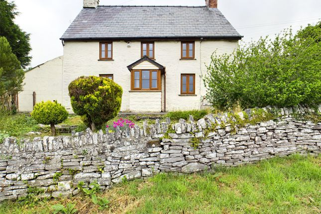 Thumbnail Cottage for sale in Tretower, Crickhowell, Powys