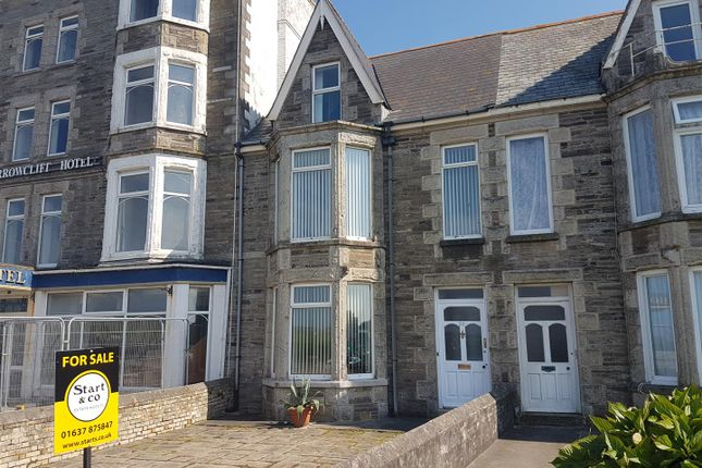 Thumbnail Town house for sale in Narrowcliff, Newquay