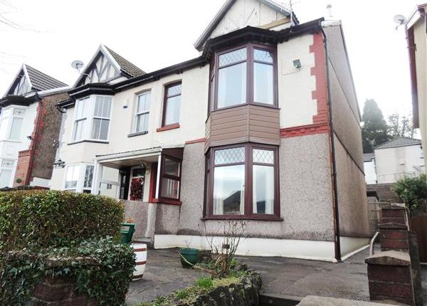 Thumbnail Semi-detached house for sale in Vicarage Road, Penygraig, Tonypandy