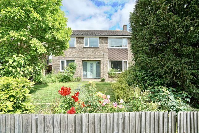 Thumbnail Detached house for sale in Bushmead Road, Eaton Socon, St. Neots, Cambridgeshire