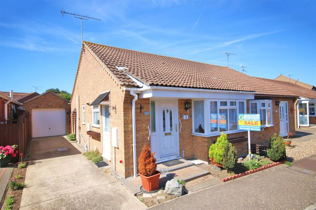 Thumbnail Semi-detached bungalow for sale in Wavring Avenue, Kirby Cross, Frinton-On-Sea