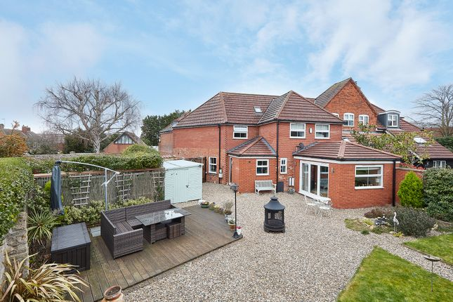 Thumbnail Semi-detached house for sale in Falmouth Avenue, Newmarket