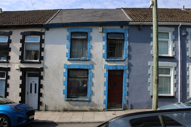 Thumbnail Terraced house for sale in Maddox Street, Tonypandy