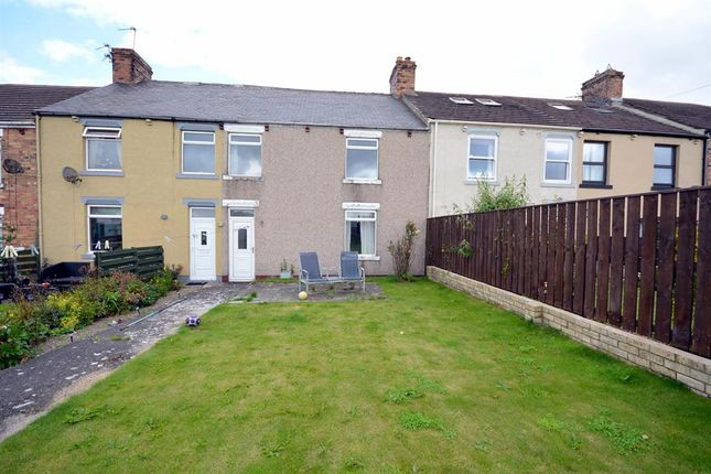 External of High Row, Newfield, Bishop Auckland DL14
