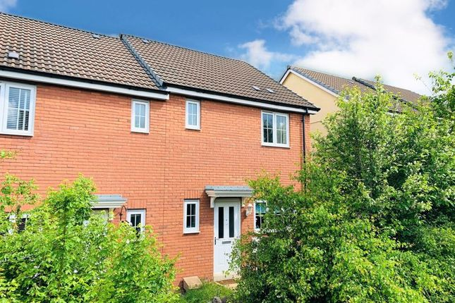 Thumbnail Semi-detached house for sale in Shutewater Orchard, Bishops Hull, Taunton