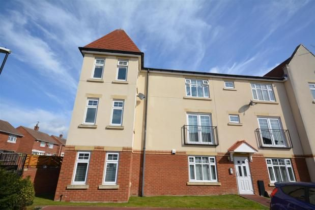 2 bed flat to rent in Florian Mews, Sunderland