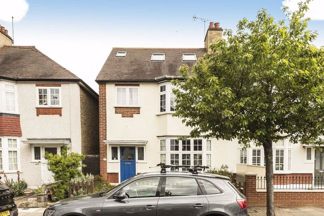 Thumbnail Terraced house to rent in Marham Gardens, London