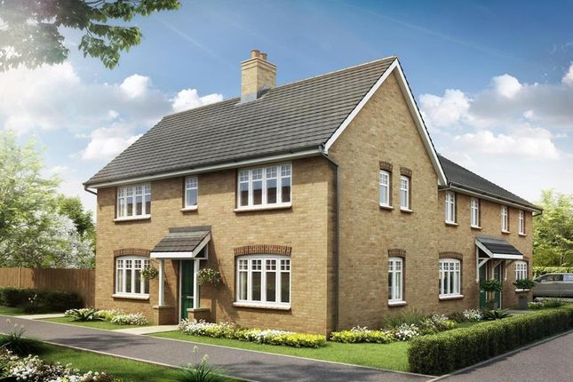 """Thumbnail End terrace house for sale in """"Ennerdale"""" at Southern Cross, Wixams, Bedford"""