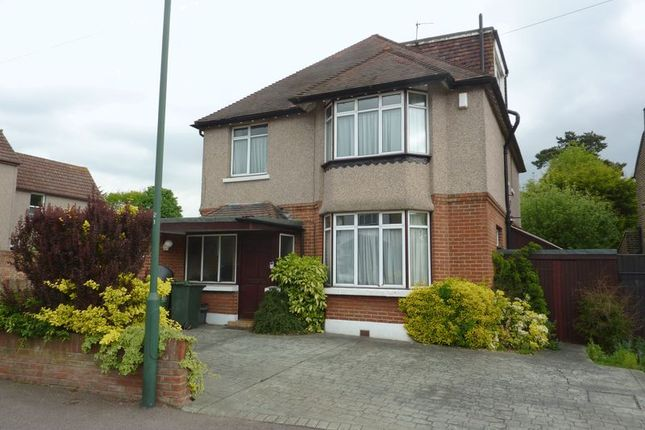 Thumbnail Detached house for sale in Lion Road, Bexleyheath