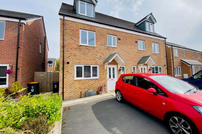 Thumbnail Semi-detached house for sale in Cowbridge Street, Duffryn, Newport