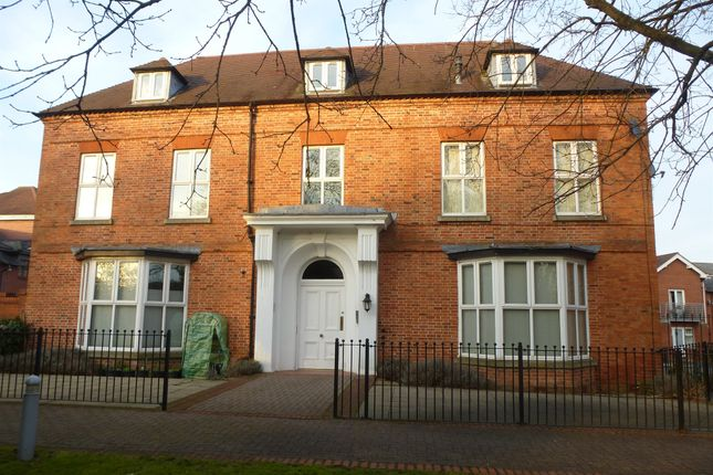 Thumbnail Flat for sale in Old Hall Gardens, Shirley, Solihull