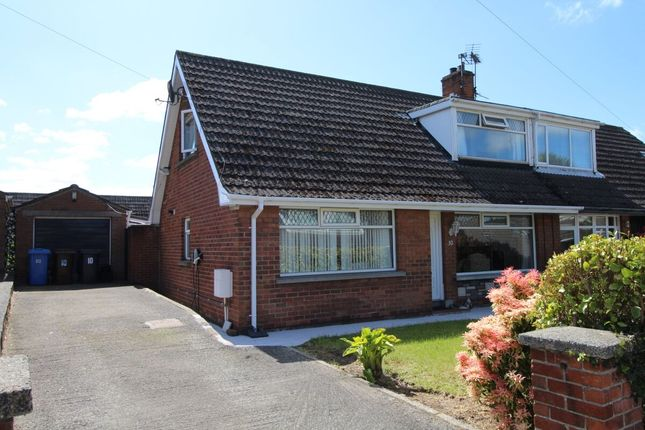 Thumbnail Semi-detached house for sale in Shan Slieve Park, Newtownards