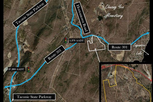 Thumbnail Land for sale in Route 301 Carmel, Putnam Valley, New York, 10579, United States Of America