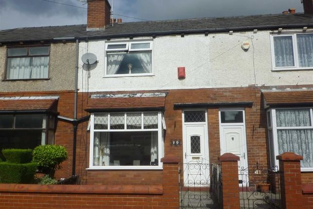 Thumbnail Terraced house to rent in Abingdon Road, Tonge Fold, Bolton