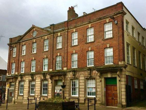 Thumbnail Commercial property for sale in Former Post Office, Market Place, Chesterfield