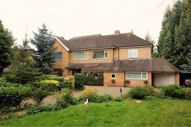 Thumbnail Detached house for sale in Beverley Road, Kirk Ella