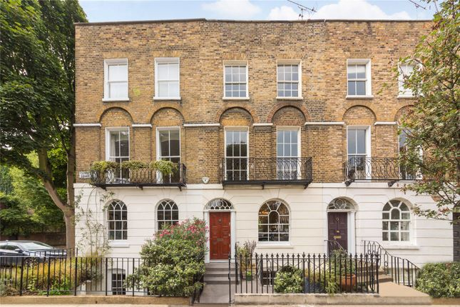 Thumbnail Terraced house for sale in Hoffman Square, Chart Street, London