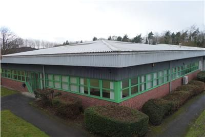 Thumbnail Industrial to let in Unit B, Wrexham Technology Park, Wrexham, Wrexham