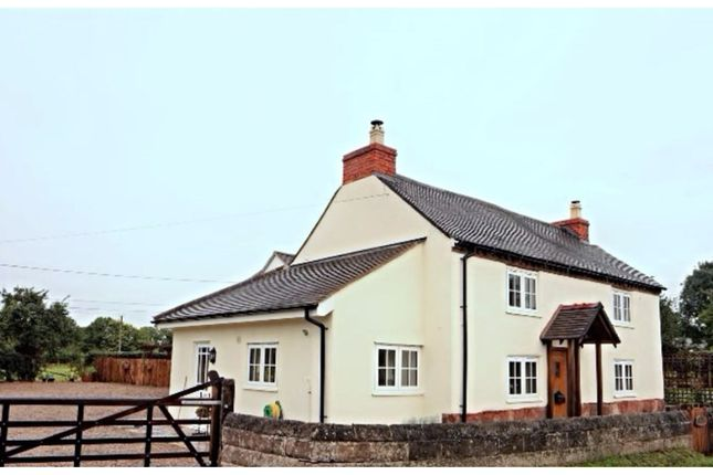 Thumbnail Detached house for sale in Brown Heath, Nr. Loppington, Ellesmere