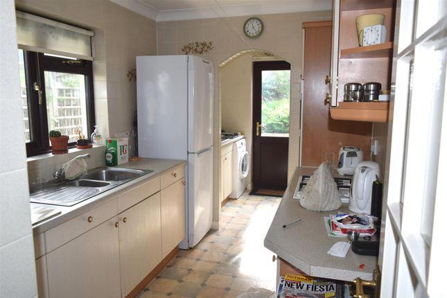 Thumbnail Detached bungalow for sale in Stanbridge Park, Bideford