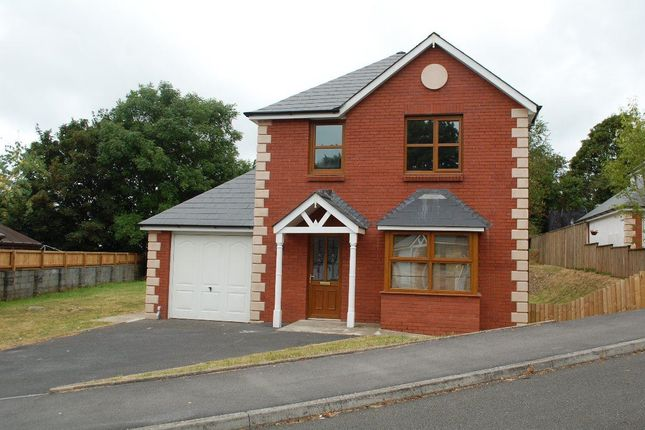 Thumbnail Property to rent in Devereaux Drive, Carmarthen