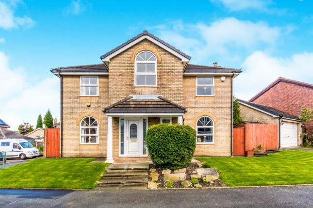 Thumbnail Detached house for sale in Rowanswood Drive, Hyde, Manchester, Greater Manchester