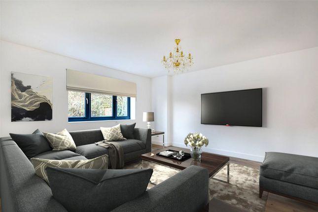 Reception Room of Boileau Road, Barnes, London SW13