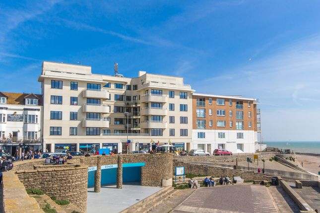 Thumbnail Flat to rent in High Street Rottingdean, Brighton, East Sussex