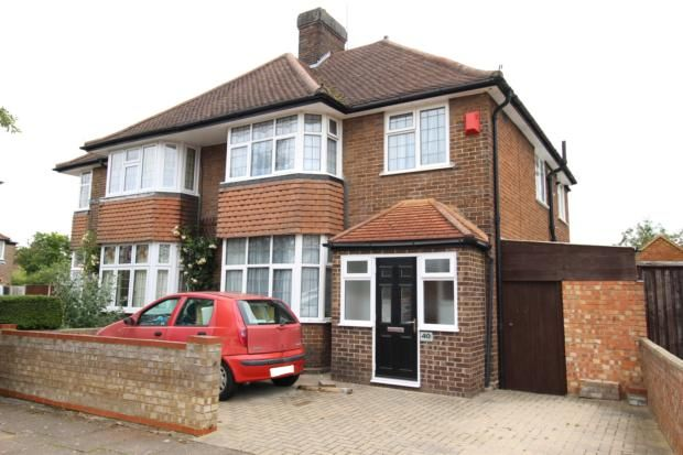 Thumbnail Detached house to rent in Phillpotts Avenue, Bedford