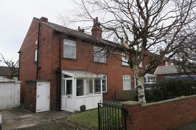 Thumbnail Semi-detached house to rent in Hill Crescent, Leeds Road, Birstall, Batley