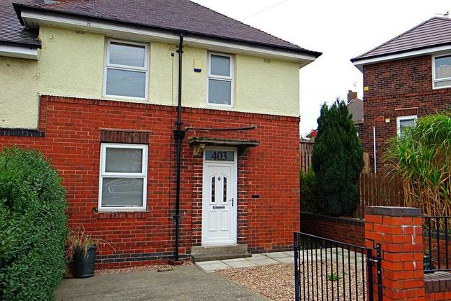 Thumbnail Semi-detached house to rent in Arbourthorne Road, Sheffield