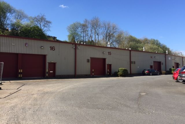 Thumbnail Industrial to let in Unit 14 - 17, New Hall Hey Business Park, Rawtenstall