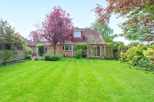 Thumbnail Detached house for sale in Flaxman Avenue, Chichester
