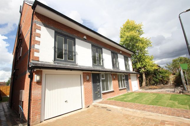 Thumbnail Semi-detached house for sale in Renton Road, Stretford, Manchester