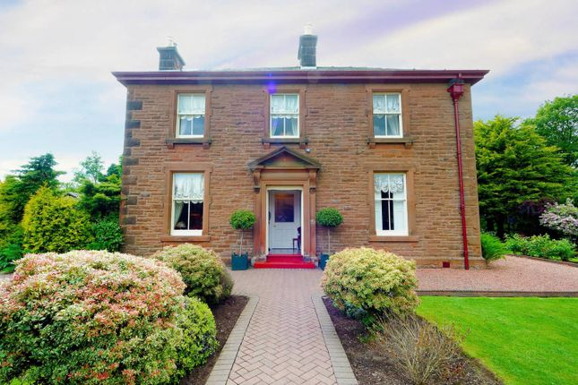 4 bed property for sale in Douglas Terrace, Lockerbie, Dumfries And Galloway DG11