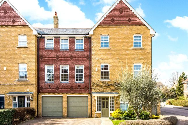 Thumbnail Semi-detached house for sale in Ellis Fields, St. Albans, Hertfordshire