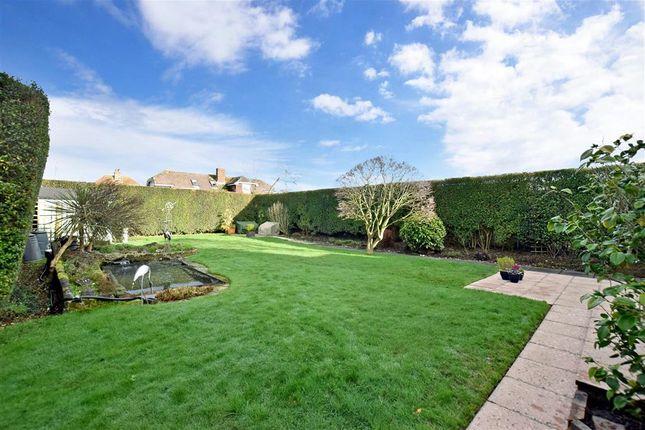 Rear Garden of Rectory Lane, Ashington, West Sussex RH20
