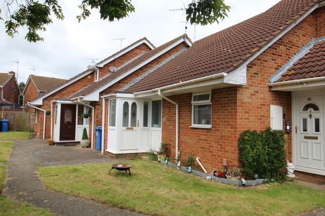 Thumbnail Terraced house to rent in Volante Drive, Sittingbourne