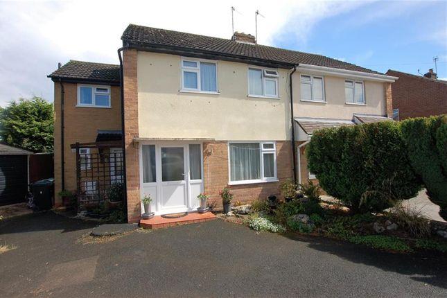 Thumbnail Semi-detached house for sale in Barnett Close, Kingswinford