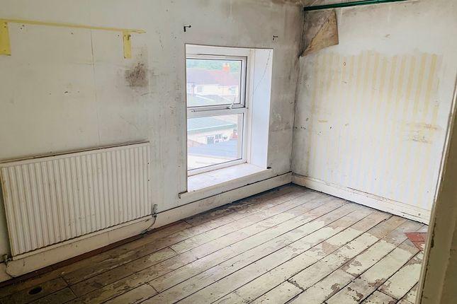 Bedroom of East Street, Port Talbot, Neath Port Talbot. SA13